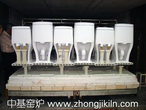 卫生洁具隧道窑
