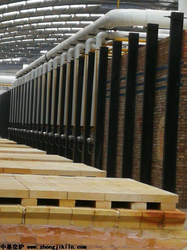 洛阳迈乐全智能控制零膨胀高档硅砖隧道窑